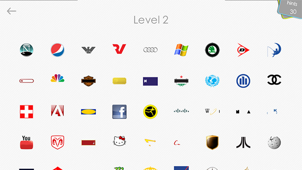 Logos Quiz Answers Level 2