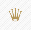 rolex golden crown logo