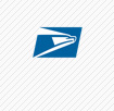usps blue eagle logo
