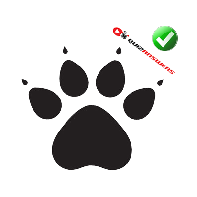 http://www.quizanswers.com/wp-content/uploads/2013/03/black-dog-paw-print-logo-quiz.png
