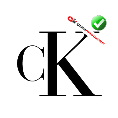 http://www.quizanswers.com/wp-content/uploads/2013/03/black-letters-ck-logo-quiz.png