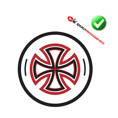 http://www.quizanswers.com/wp-content/uploads/2013/03/black-red-cross-white-roundel-logo-quiz.png