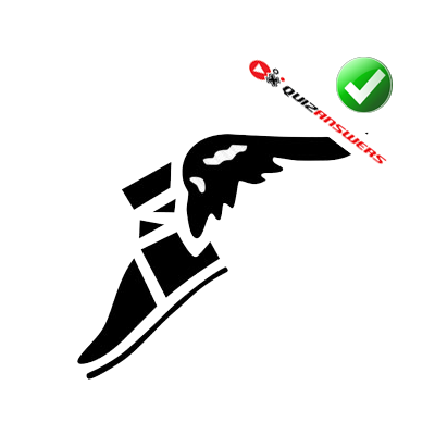 logo quiz answers level 4 quiz answers rh quizanswers com shoe with wing logo brand shoe with wings logo brand