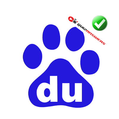http://www.quizanswers.com/wp-content/uploads/2013/03/blue-dog-paw-du-written-inside-logo-quiz.png