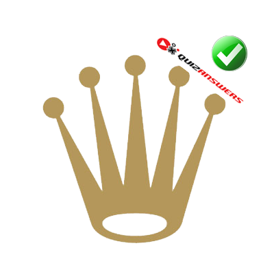 Gold crown logo quiz - photo#2