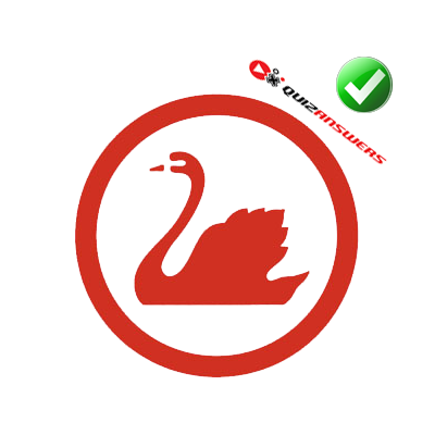 http://www.quizanswers.com/wp-content/uploads/2013/03/red-swan-white-red-rimmed-roundel-logo-quiz.png