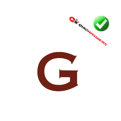 http://www.quizanswers.com/wp-content/uploads/2013/03/stylized-brown-letter-g-logo-quiz.png