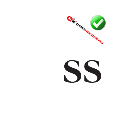 http://www.quizanswers.com/wp-content/uploads/2013/03/two-black-s-s-letters-logo-quiz.png