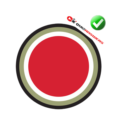 http://www.quizanswers.com/wp-content/uploads/2013/03/white-brown-black-rimmed-red-roundel-logo-quiz.png