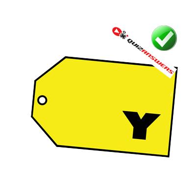 logo quiz yellow