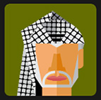 yasser arrafat icon pop quiz famous people