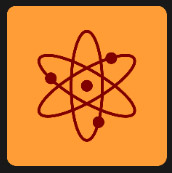 atom sketch level 6 icon