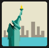 the liberty statue without head movie