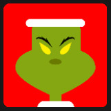 grinch character holiday gift