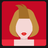 red lips woman love seasons quiz