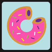 pink donuts with sweets quiz