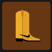 boots yellow icon pop level 7