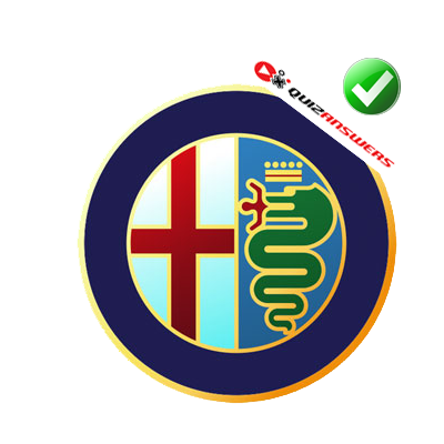 http://www.quizanswers.com/wp-content/uploads/2013/08/blue-circle-red-cross-green-serpent-logo-quiz.png