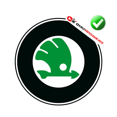 green and black logo - photo #38