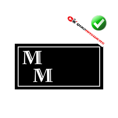 http://www.quizanswers.com/wp-content/uploads/2013/08/two-letters-m-white-black-square-logo-quiz.png