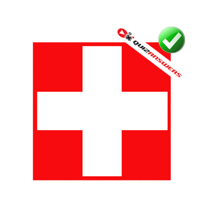 http://www.quizanswers.com/wp-content/uploads/2013/08/white-cross-red-square-logo-quiz.png