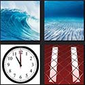 http://www.quizanswers.com/wp-content/uploads/2013/09/two-pictures-with-ocean-waves-and-clock-set-at-11.jpg
