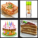 4 pics 1 movie level 5 sweets, desert, cake