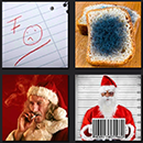 http://www.quizanswers.com/wp-content/uploads/2013/10/4-pics-1-movie-level-3-cheats-santa-smoking-bad-bread.png