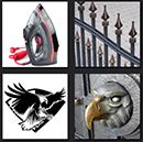 4 pics 1 movie eagle and iron, level 7