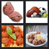 meat, meatball