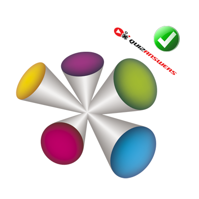 http://www.quizanswers.com/wp-content/uploads/2014/02/five-colored-cones-star-logo-quiz.png