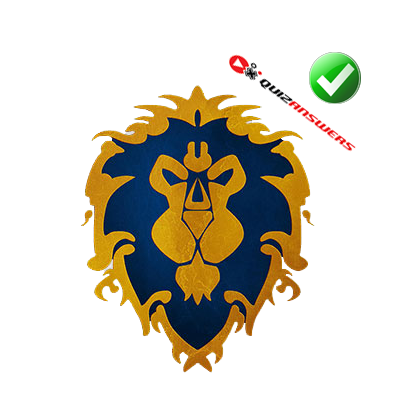 http://www.quizanswers.com/wp-content/uploads/2014/03/stylized-golden-lion-blue-background-logo-quiz.png