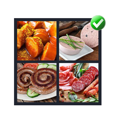 http://www.quizanswers.com/wp-content/uploads/2014/06/4-pics-1-word-7-letters-Sausage.png