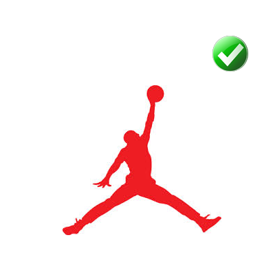中国乔丹logo矢量图