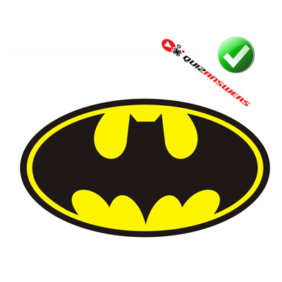 http://www.quizanswers.com/wp-content/uploads/2014/06/black-bat-symbol-yellow-ovallogo-quiz-by-bubble.png