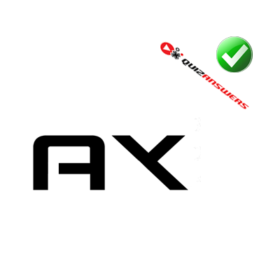 http://www.quizanswers.com/wp-content/uploads/2014/06/black-letters-ax-logo-quiz-by-bubble.png