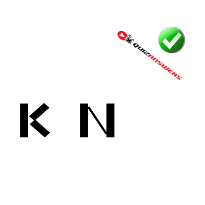http://www.quizanswers.com/wp-content/uploads/2014/06/black-letters-k-n-logo-quiz-by-bubble.png