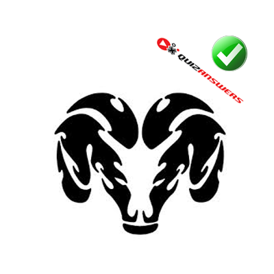 http://www.quizanswers.com/wp-content/uploads/2014/06/black-white-ram-head-logo-quiz-cars.png