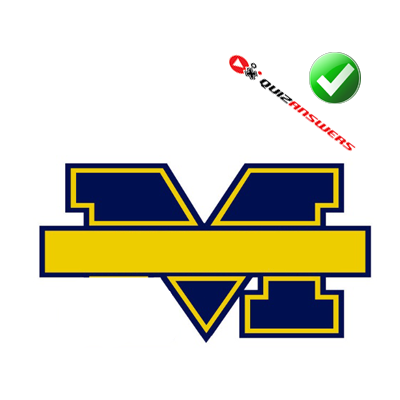 http://www.quizanswers.com/wp-content/uploads/2014/06/blue-letter-m-yellow-band-logo-quiz-by-bubble.png