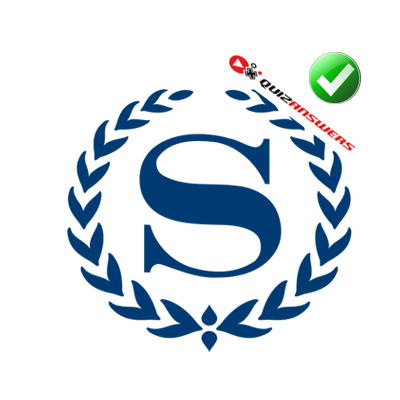 http://www.quizanswers.com/wp-content/uploads/2014/06/blue-letter-s-laurel-wreath-logo-quiz-by-bubble.png