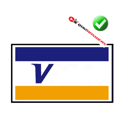 Blue And Orange And White Logo logo quiz by bubble answers level 2