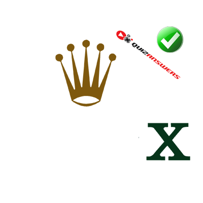 Gold crown logo quiz - photo#11