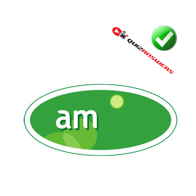 http://www.quizanswers.com/wp-content/uploads/2014/06/green-oval-white-letters-am-logo-quiz-by-bubble.png