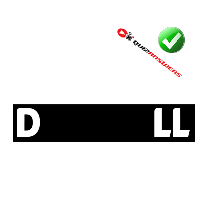 http://www.quizanswers.com/wp-content/uploads/2014/06/letters-d-ll-white-black-rectangle-logo-quiz-by-bubble.png