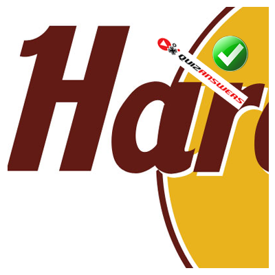 http://www.quizanswers.com/wp-content/uploads/2014/06/letters-har-brown-yellow-circle-logo-quiz-hi-guess-the-brand.png
