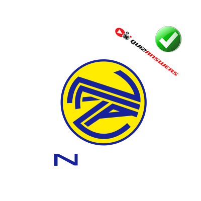http://www.quizanswers.com/wp-content/uploads/2014/06/nza-letters-blue-yellow-circle-logo-quiz-cars.png