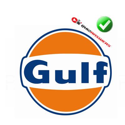 http://www.quizanswers.com/wp-content/uploads/2014/06/orange-roundel-gulf-letters-blue-logo-quiz-by-bubble.png