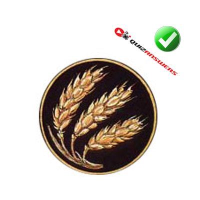 http://www.quizanswers.com/wp-content/uploads/2014/06/three-wheat-ears-black-circle-logo-quiz-cars.png