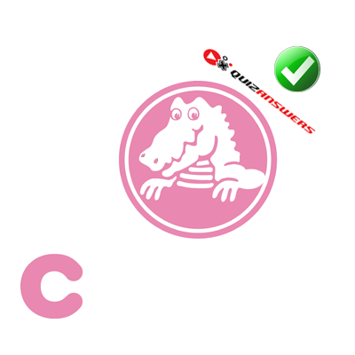 http://www.quizanswers.com/wp-content/uploads/2014/06/white-crocodile-pink-roundel-logo-quiz-by-bubble.png