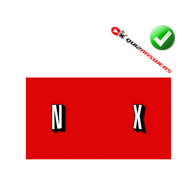 http://www.quizanswers.com/wp-content/uploads/2014/06/white-n-x-letters-red-rectangle-logo-quiz-by-bubble.png